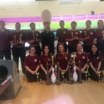 Bowling Teams Win Holiday Tournament
