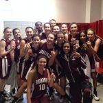 Girls Basketball Team Defeats Mooney