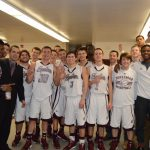Boys Basketball Team Beats Canfield for Second Win in a Row