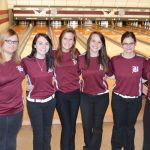 Girls Bowling Team Seeded #2 For AAC Tournament