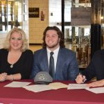 Evan Croutch Signs With Ohio U For Football