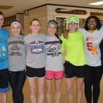 Lady Spartans 4 x 800 Relay Earns All-Ohio Honors
