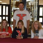 Alison Green Signs With YSU To Run Track