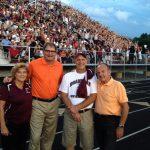 Boardman's Bernie Kosar Comes Home To Help Open New Stadium