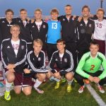 Boys Soccer Celebrates Senior Night With A Win Over Lakeside