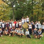 Boardman Coed Middle School Cross Country finishes 5th place