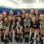 Boardman Girls Volleyball Team Wins Sectional Opener Over Massillon 3-0