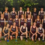 Boys Cross Country Team At District Meet This Weekend