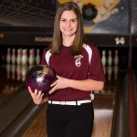 Junior Bowler Gloria Hynes Advances To OHSAA District Competition, Places 4th At Sectionals