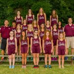 Boardman Glenwood Girls CC Places 2nd At Suburban League Meet