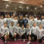 Boardman Glenwood Jr High Wrestlers Compete Before Large Crowd At BHS