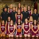 Girls Varsity Basketball Team Falls To Stow In Districts, Ends Great Season With 14-10 Record
