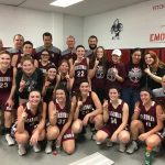 Girls Varsity Basketball Team Crowned Sectional Champions Defeating Fitch 52-50