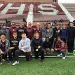 Twenty-Two Spartan Boys Track Seniors Honored At Last Home Meet