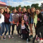 Knickerbocker and Zaitzew Make It On The Podium At The Girls Regional Track Meet