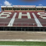 Track Renovation and Resurfacing Project Started as Phase 3 of Spartan Stadium Project