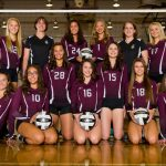 Varsity Girls Volleyball Team Record Now At 12-1, Plays At Canfield Tonight