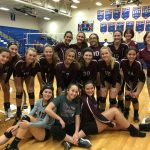 Girls Varsity Volleyball Team Defeats #4 Seed Perry And Advances To District Semi-Finals