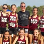 Boardman Girls Cross-Country Team Places 5th At Districts, Qualifies To The Regional Meet At Boardman