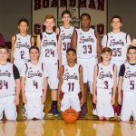 Glenwood Boys 8th Grade White Basketball Team Will Play For The Red Tier AAC Championship At Fitch