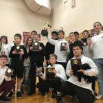 Glenwood Junior High Wrestling Team Wins The NEO Championship Tournament, Sean O'Horo Named MVP