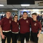 Bowler Ben Burkey Headed To Districts This Weekend, Four Bowlers Earn First Team AAC Honors