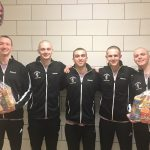 Clap-Out For Boys Swim Team State Qualifiers As They Headed To State
