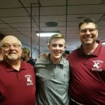 Senior Ben Burkey Qualifies To Division I OHSAA State Bowling Tournament
