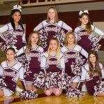 2017-18 Glenwood Girls 7th Grade Team White Pictures