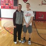 Senior Holden Lipke Selected To Play For The Mahoning Valley All-Star Team