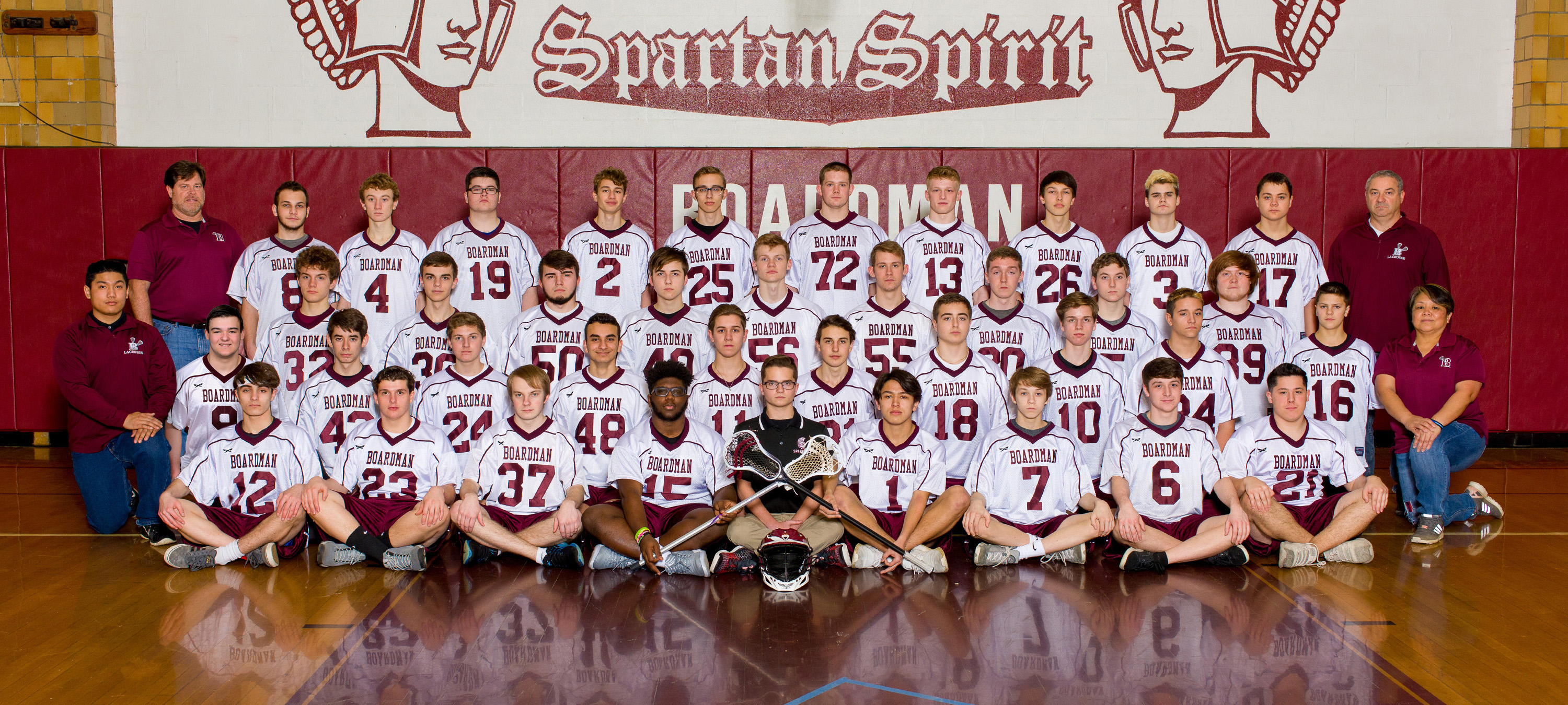 Boys Varsity Lacrosse Team Defeats Canfield 11-10 Becoming First Valley Team To Defeat The Cardinals