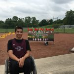 Micah Beckwith Reaches Podium and Earns All-Ohio Honors In Shot Put At State Track and Field Championship