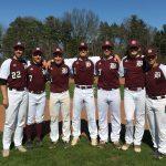 2017-18 Boys Varsity Baseball Senior Night