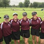 Varsity Girls Golf Team Opens Up The 2018-19 Fall Sports Season At Lakeview Invitational