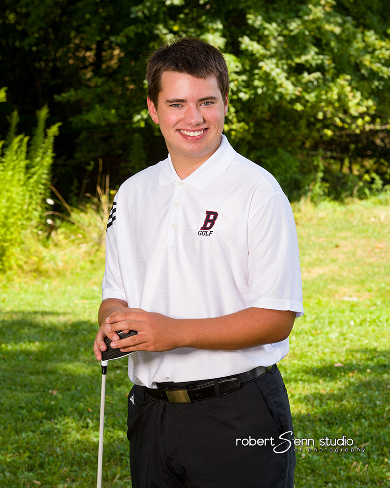 Senior Cole Christman Earns Medalist Honors At Canfield Invitational And Wins Vindicator Greatest Golfer Of The Valley For Third Year In A Row