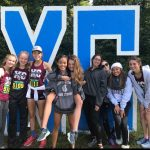 Girls Varsity Cross Country finishes 5th place at Madison Invitational