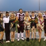 Homecoming Court Introduced Before Harding Football Game, Christina Larocca Selected As Homecoming Queen