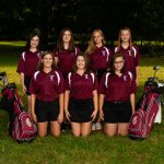 2018-19 Girls Golf Team Pictures