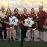 BHS Girls Soccer Recognizes Seniors
