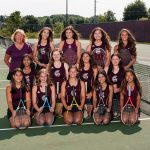2018-19 Girls Tennis Team Pictures