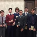 Boys Varsity Soccer Team Ends Fall Season With 12-4-3 Record, Finishes 2nd In AAA, And Nine Athletes Receive Post-Season Honors