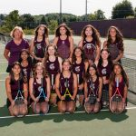 Girls Varsity Tennis Team Finishes In Second Place In AAC Red Tier With 14-2 Record, Ava Valko Advances To Districts