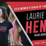 "Former Boardman Cross Country and Track Standout Laurie Gomez Henes Named ""ACC Coach of the Year"" For The Fourth Time In Her Coaching Career"