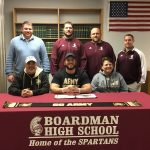 Senior Football Standout Tino Arcuri Signs With Army On National Signing Day