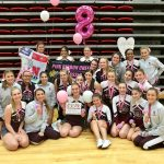 Boardman Cheerleaders Win The Pink Ribbon Cheer Classic Held At Youngstown State University