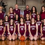 2018-19 Girls Varsity Basketball Team Pictures