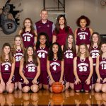 2018-19 Girls Freshman Basketball Team Pictures