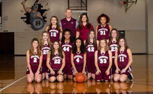 2018-19 Girls Freshman Basketball Team Pictures