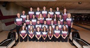 2018-19 Girls Varsity/JV Bowling Team Pictures