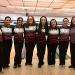 Girls Varsity Bowling Team Wins The AAC Red Tier League Championship